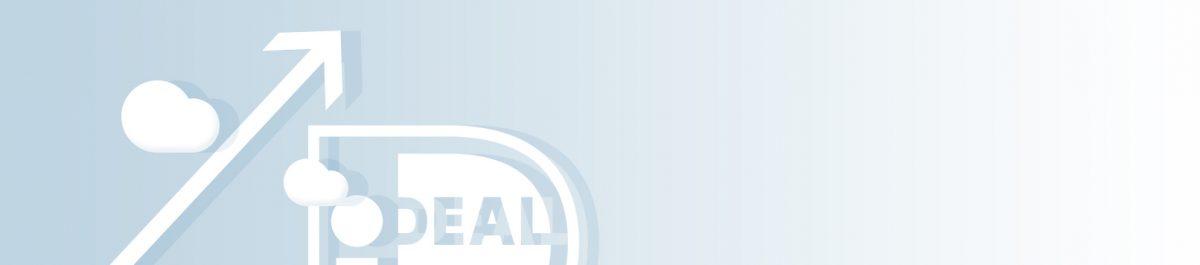 iDEAL door het dak: 41% groei