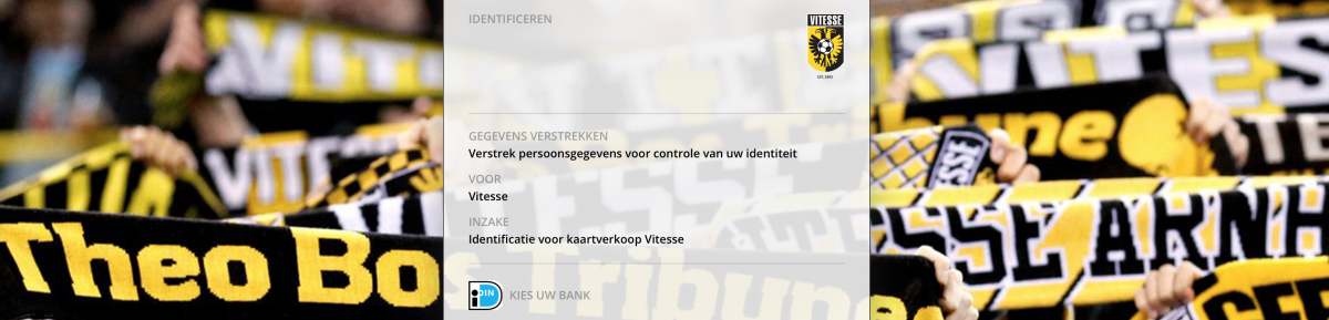 iDIN in de Eredivisie