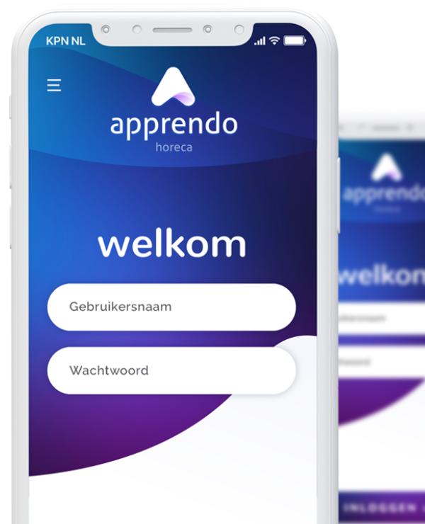 Persbericht Apprendo Horeca – Bluem payment services